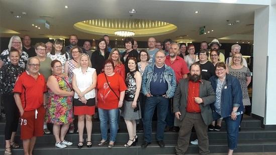 Etelä-Suomen JHLdemarit: vaadimme maan hallitukselta työntekijöiden tasa-arvoista kohtelua